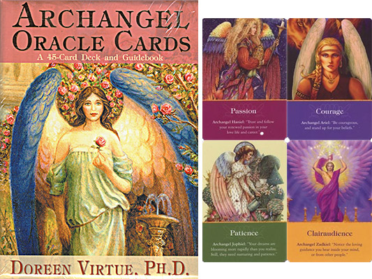 Archangel-Oracle-Cards