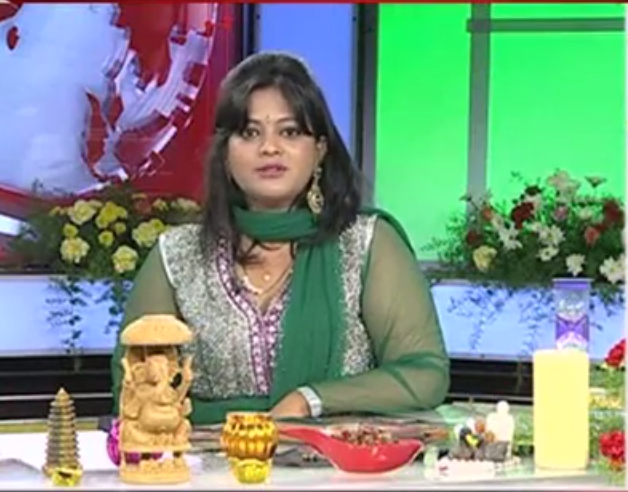 2015 Tarot Predictions Shooting @ ABN Andhra Jyothi TV